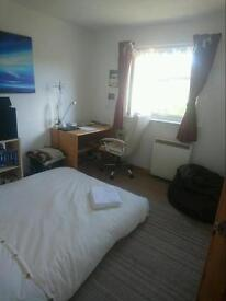 Warm double room in Bridge of Earn cottage, Perth.