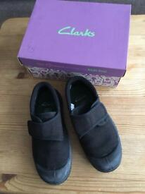 Clarks Gym Shoes