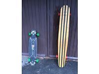 Dancer Longboard Skateboard - perfect carver