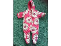 3 month baby girl coat