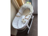 Second hand Moses basket