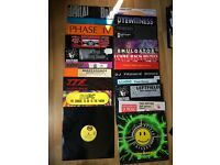 Rave and dance records old school 90s