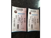Killers Tickets Dublin