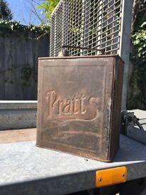 Pratts oil / petrol can