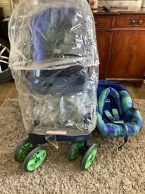 For sale pushchair