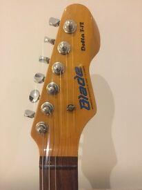 Blade Delta guitar (similar Fender Telecaster) Immaculate