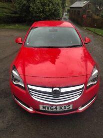 Vauxhall insignia elite nav Cdti eco