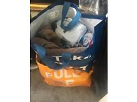 2 bags pf boys clothes all different sizes FREE