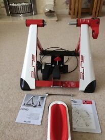 Indoor cycle trainer by Elite