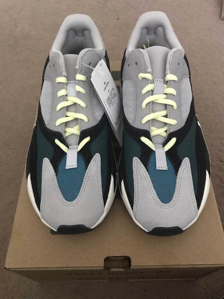 free shipping 8c9fd e7784 Adidas x Kanye West Yeezy 700 Wave Runner UK size 8 for sale | in Clapham  Common, London | Gumtree