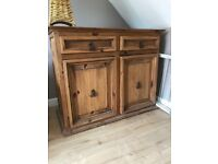 Pine Cabinet Great Condition