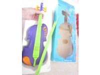 Electronic TOY VIOLIN - Educational - you child can play like you/get keen to learn an instrument