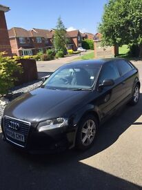 Audi A3 1.9 tdi full mot low mileage excellent car, full service history, £4500