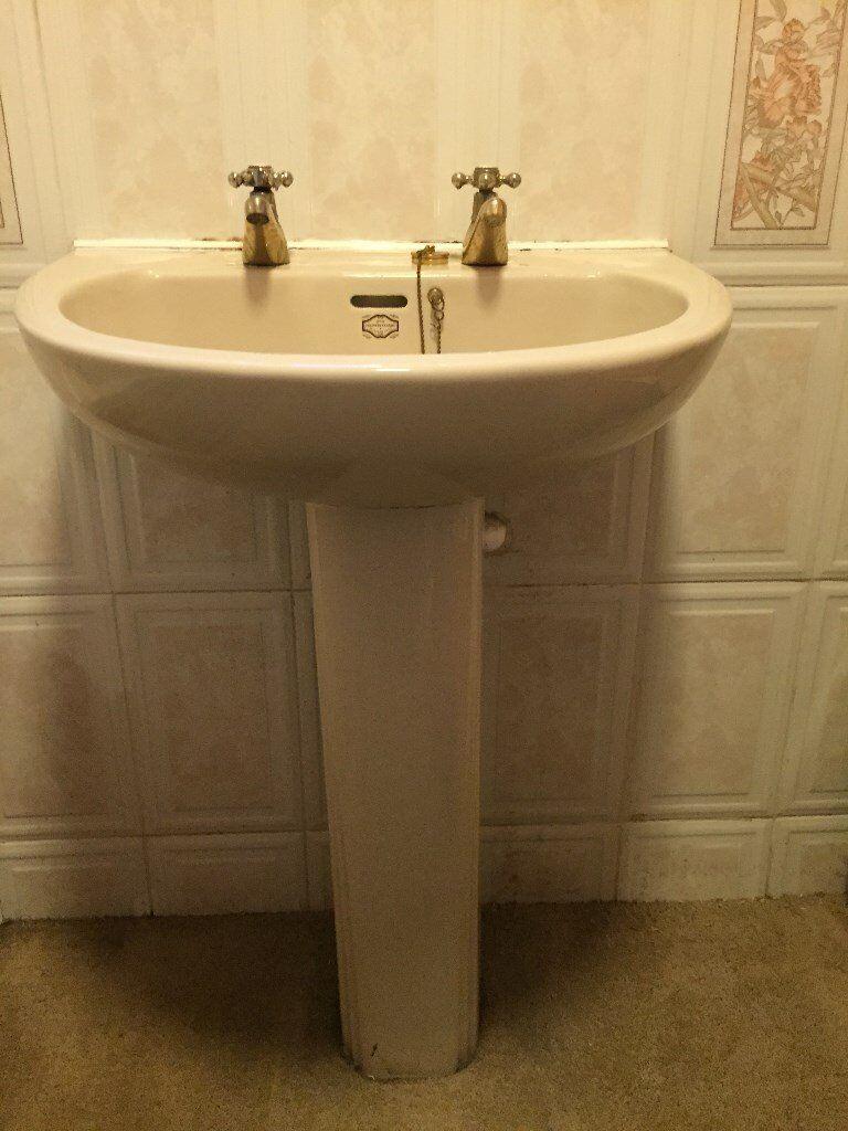 Classic Bathroom Suites Spring Country Classic Bathroom Suite Beige In Cyncoed