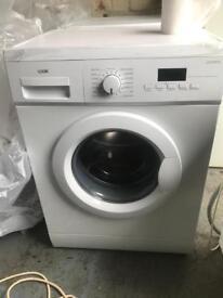 Logic digital washer