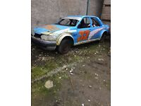 FORD SIERRA ROLLING SHELL FOR SALE - stock car