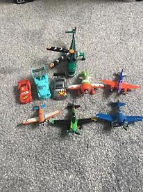 Disney Cars and Planes Bundle