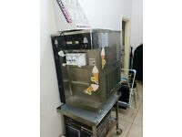 Table top Commercial Soft Ice Cream Machine OP132BA