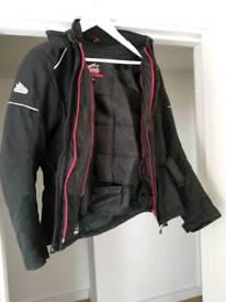 Ladies Jacket Hein Gericke + Gloves