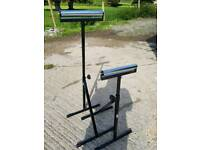 Heavy Duty Roller Stand.