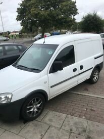 combo van with side door