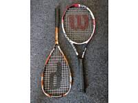 Brand new squash & tennis racket