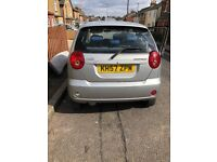 Chevrolet Matiz good condition, long MOT !