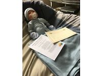 Reborn doll boy really realistic