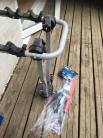 Peruzzo Arezzo Adjustable Bike Rack 4 Bikes brand new and unused.