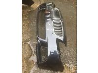 BMW f10 m sport genuine front bumper 5 series can post