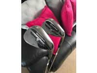 Taylormade tourpreferred Ef spins wedges