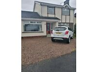 House to rent, Randalstown, available from 01/03/21