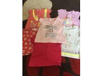 0-3 months girls bundle
