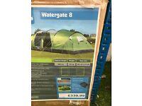 Camper water gate 8 man