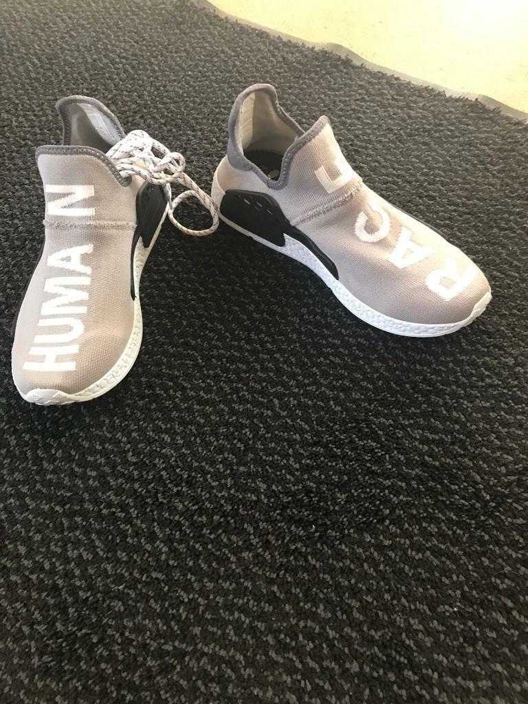 100% authentic fd80d 0c07d Adidas human race trainers | in Carlton, Nottinghamshire | Gumtree