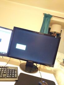 Samsung SyncMaster 22 inch PC monitor