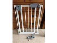 Tippitoes child safety/stair gate - extra narrow