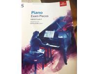 Abrsm piano exam pieces grade 5 2017/18