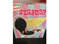 Swan Popcake maker in excellent condition