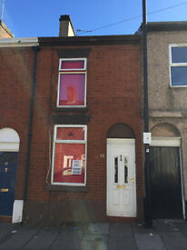 2 Bedroom mid terrace, Bridgewater St, Runcorn Old Town.