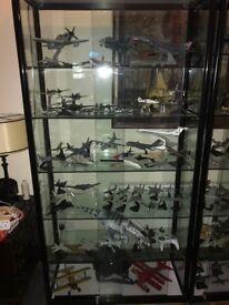 Huge Collection of Model Aircraft 127 in all ranging from 1:48 scale downwards