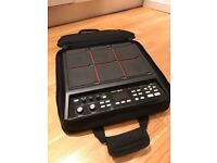 Roland SPD SX with Roland Case - Barely Used