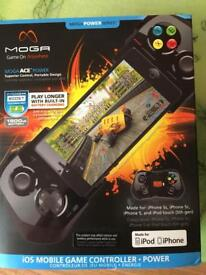 Moga game pad for iPhone