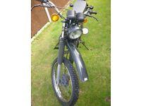 yamaha dt175mx motorcycle
