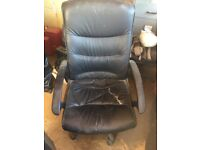 2nd hand office chair requires refurb