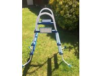 Swimming pool ladder 32 inch