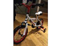 "Avigo Ninjatec 14"" Children's Bike"