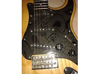 Stratocaster Natural Ash