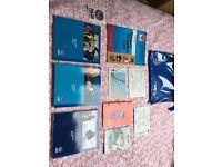 PADI dive books