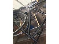Carbon frame bike...
